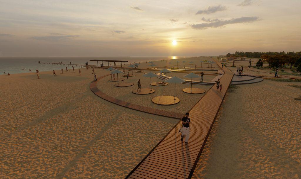 Karataş Ceyhan Plaj Tasarımları