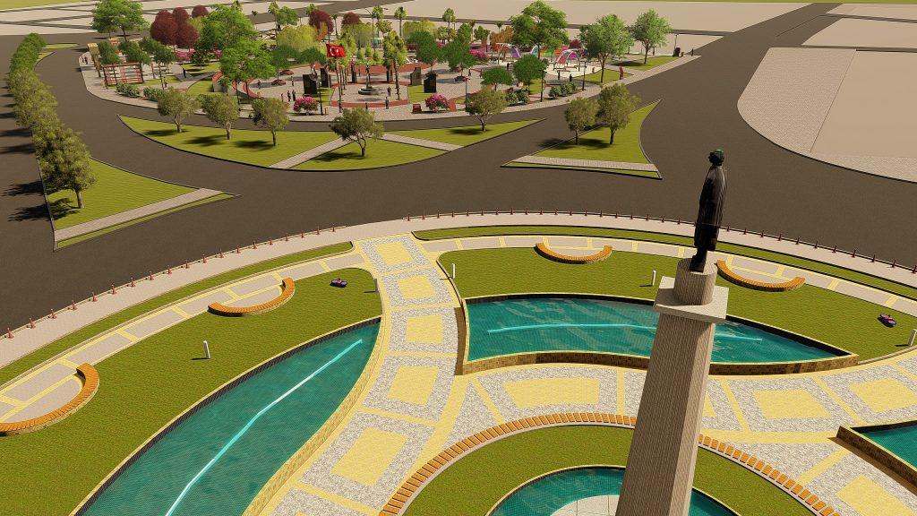 Kozan Kubilay Meydanı