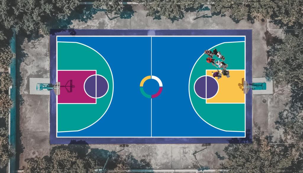 Merkez Park Basketbol Sahası
